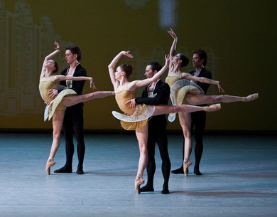 """Classical Symphony"" Ballet<BR>"