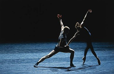 """In the Middle Somewhat Elevated"" Ballet<BR>"