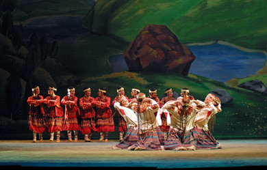 """The Rite of Spring"" Ballet<BR>"