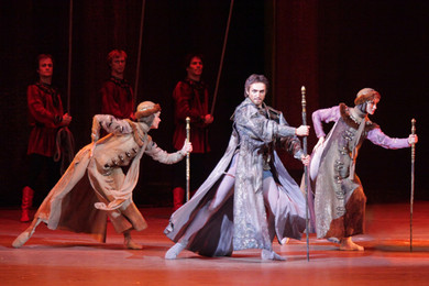 &quot;Ivan the Terrible&quot; Ballet&lt;BR&gt;<BR>© Photo by Damir Yusupov/Bolshoi Theatre