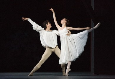 """Sergei Prokofiev ""Romeo and Juliet"" (ballet in 3 acts)"" Ballet<BR>"