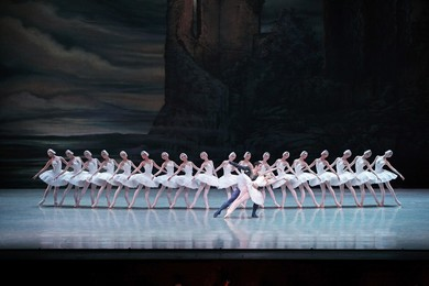 """Pyotr Tchaikovsky ""Swan Lake"" (ballet in two acts)"" Ballet<BR>"