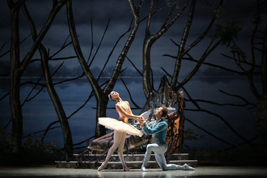"""Pyotr Tchaikovsky ""The Sleeping Beauty"" ballet in three acts with a prologue"" Ballet<BR>"