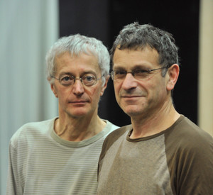 Patrice Caurier and Moshe Leiser Valery (Director)<BR>